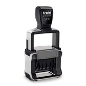 Trodat 5430 Two Color Custom Self-Inking Dater