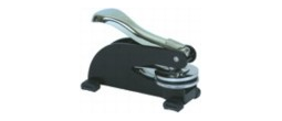 DS12 - Desk Style<BR>Address Embosser<BR>1 inch x 2 inches