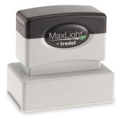 MaxLight Pre-Inked Rubber Stamps, Custom Pre-inked Rubber Stamps, Xstamper Pre-inked Stamps